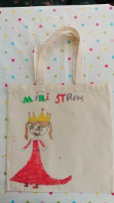 Tote Bag Decorating