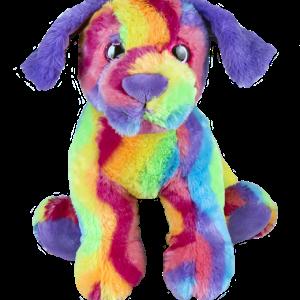 rainbow dog teddy making kit