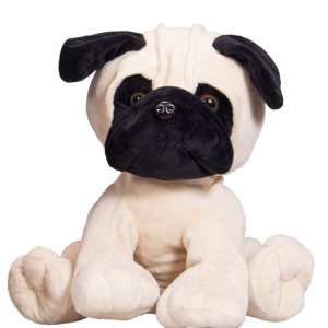 DIY pug teddy making kit