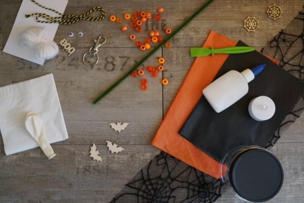 Halloween craft kit supplies for children