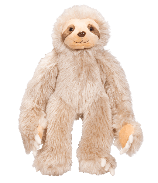 Make your own sloth teddy