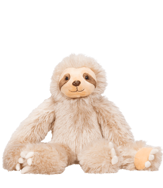 Sloth teddy kit
