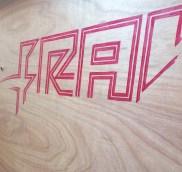 Signage job for Frame Shoreditch