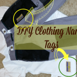 Make Clothing Name Labels with video