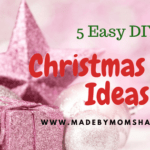 5 Easy DIY Christmas Gift Ideas