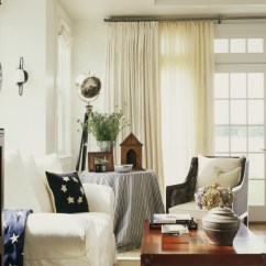 Living Room Double Curtain Rods Blue Sets Rustic Innovative Designs Elegant Rod By Patrick Sutton Associates