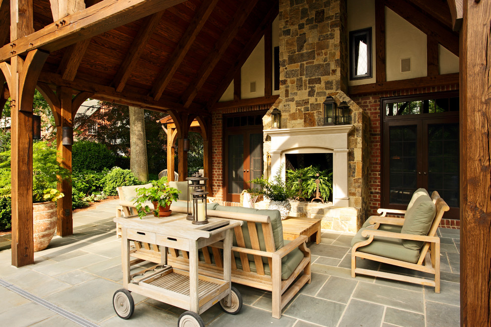 Beautiful kingsley bate in Patio Traditional with Roof