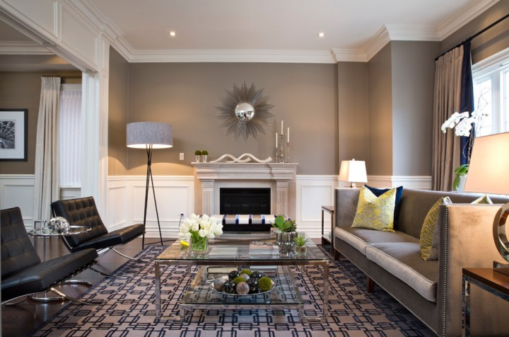 gray furniture living room. ashley furniture sectional in living room contemporary with gray r