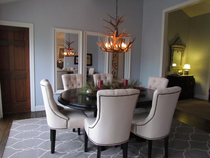 Cool Surya Rugs In Dining Room Traditional With Rug Under