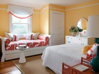 Dazzling daybed covers in Living Room Eclectic with Cane ...
