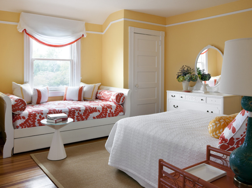 Inspired Daybeds With Trundle In Spaces Traditional With