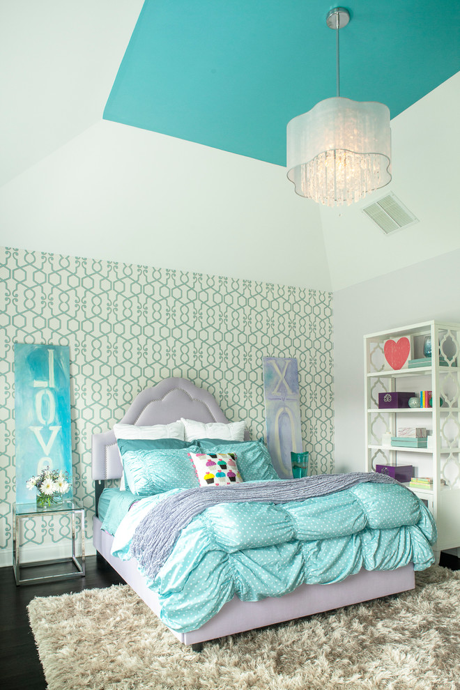 Dazzling Teen Vogue Bedding In Kids Transitional With