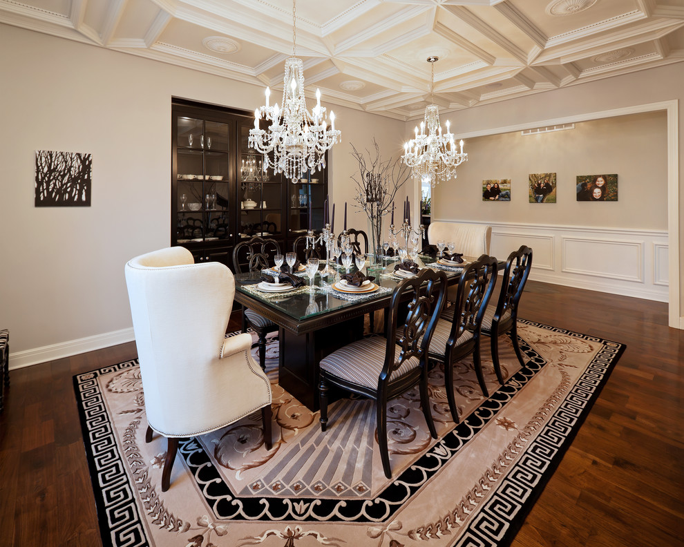 Glamorous Nourison Rugs In Dining Room Traditional With