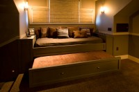 Good Looking day bed with trundle in Home Theater ...