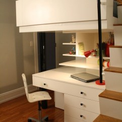 Apartment Size Kitchen Table Modular Outdoor Kits Pretty Loft Beds For Teens In Kids Transitional With Boy ...