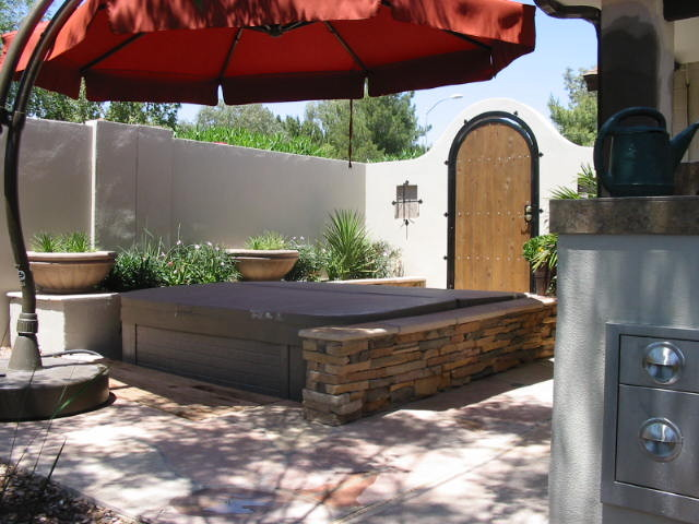 L Shaped Outdoor Furniture