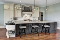 Pretty kichler in Kitchen Traditional with Island Hood ...