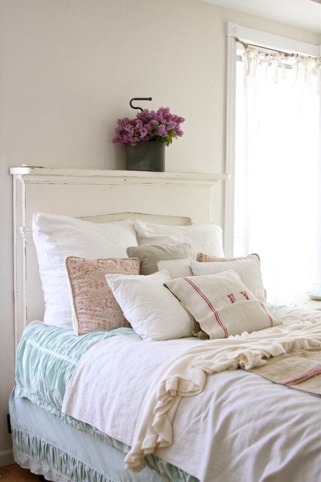 Baroque Jersey Knit Sheetsin Bedroom Shabby Chic With Cute Master Bedroom Paint Ideas Next To Graceful Small Yard Pool Design Alongside Artistic Fireplace Mantel Decorating Ideas And Foxy Fireplace