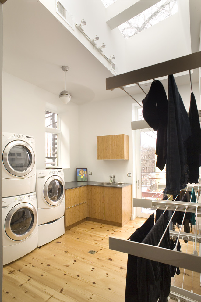 Marvelous Wall Mounted Clothes Drying Rack In Laundry Room Traditional With Cool Coat Hooks Next