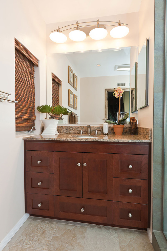 Cool strasser woodenworks in Bathroom Traditional with