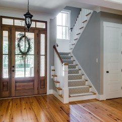 Kitchen Corner Booth Seating Vintage Lighting Chic Breakfast Nook Bench In Staircase Farmhouse With ...