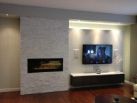 Baroque dimplex electric fireplaces in Living Room Modern ...