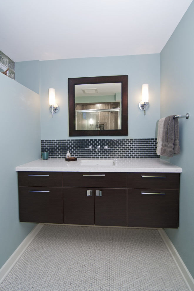 Elegant Bathroom Vanities Without Tops In Bathroom Contemporary With Bathroom Vanity Lighting Ideas Next To Backsplash Alongside Bathrooms And Bathroom Paint Color