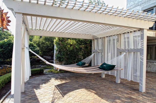 Add Pergola To Existing Deck