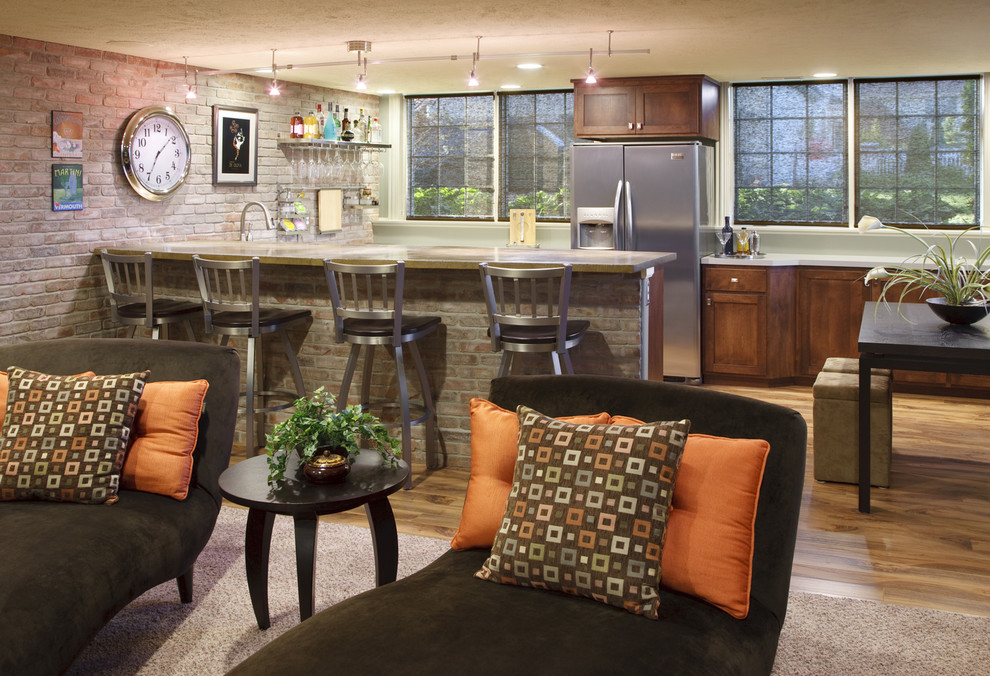Glamorous swivel counter stools in Kitchen Contemporary with Custom Decorative Burglar Bars  next to Small Bar Counter  alongside Kitchen Counter Accessories  and Bar Counter Design