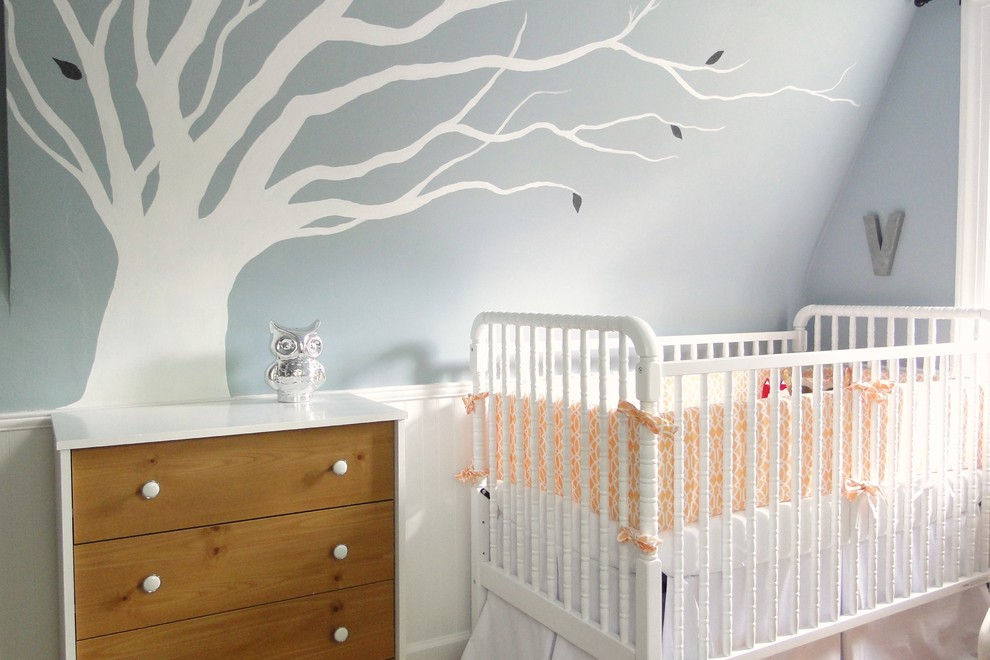 Good Looking camo crib bedding in Nursery Contemporary with Beautiful Big Houses  next to Warm Living Room Paint Colors  alongside Painted Brick Ideas  and The Most Beautiful Houses