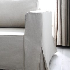 White Slipcovered Sofa Living Room French Country Design Ideas Good Looking Slipcover In Contemporary With Next To Dining Chair Slipcovers Alongside Sunbrella Fabric Slip