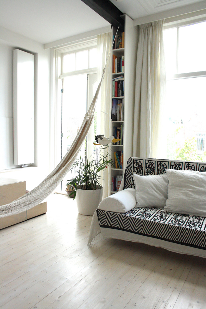 Chic Hanging Hammock Chair Inspiration For Living Room Modern