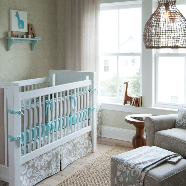 Unisex Nursery Room Ideas