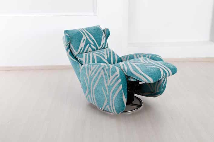 Inspired modern recliner chair in Family Room Modern with
