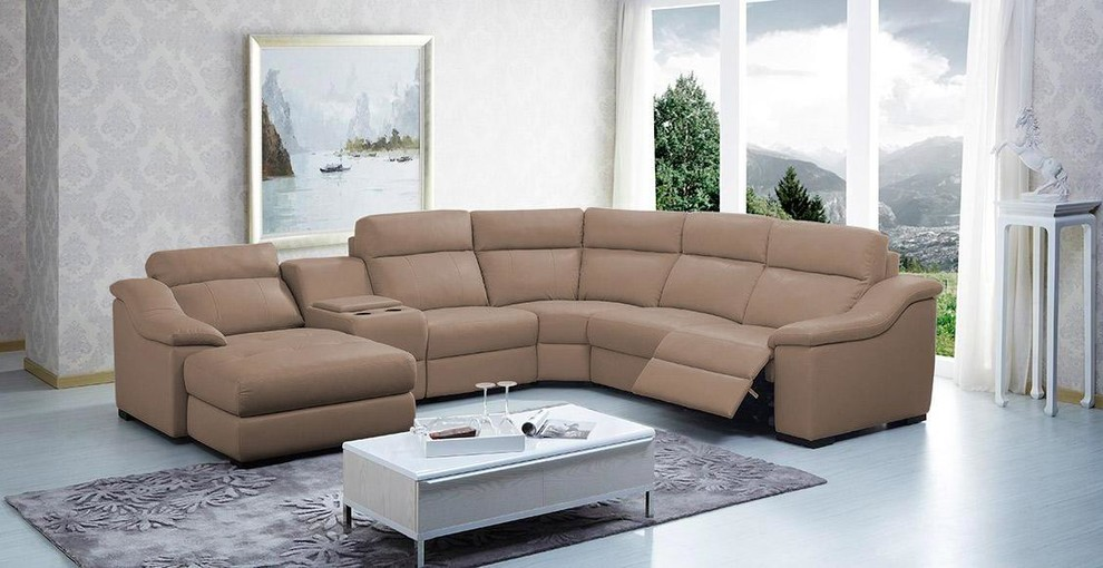 Entrancing 25 Sectional Couches With Recliners Design Decoration & Contemporary Sectional Sofa With Recliner   Sofa Nrtradiant islam-shia.org