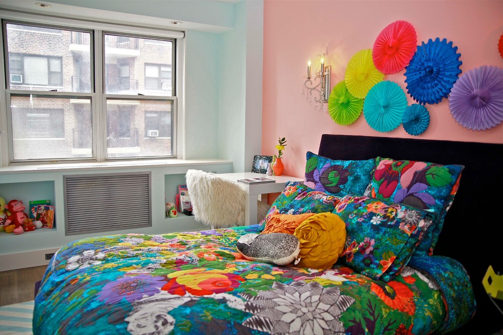 Marvelous bedspreads for teens in Kids Contemporary with Jenny Lind Bed  next to Teen Room  alongside Bedspread  and Recessed Wall Niche