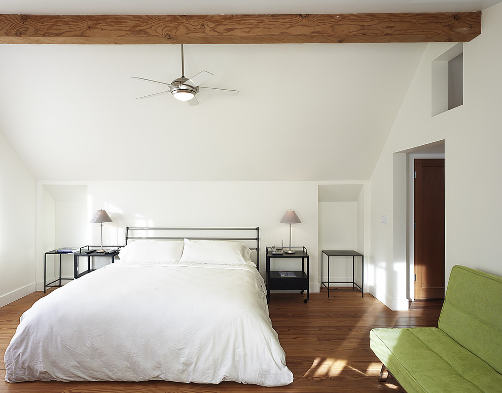 Marvelous futon beds for sale in Bedroom Contemporary with Ceiling Fan  next to Exposed Beam Ceiling  alongside Futon  and Ceiling Fan Ideas
