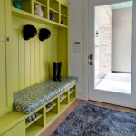 Pretty hall tree storage bench in Entry Contemporary with Mudroom Shoe Storage Ideas next to Custom Hall Tree alongside Coat Rack and Hat Rack