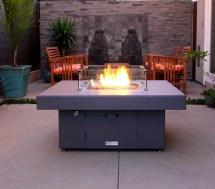 Beautiful Propane Fire Pit Table Decorating Ideas Deck