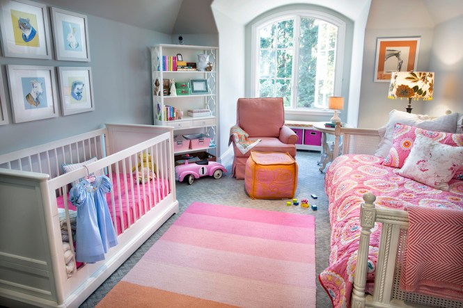 Pretty Twin Futon Mattress In Kids Transitional With Nursery For Twins Next To Sofa Alongside