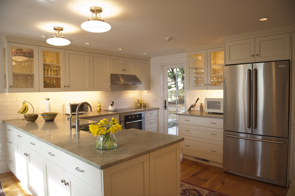 Superb Semi Flush Ceiling Lights In Kitchen Traditional