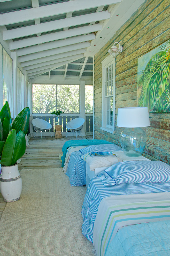 Outdoor Daybed  Porch Paint