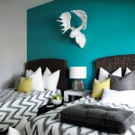 Painted Rattan Teal