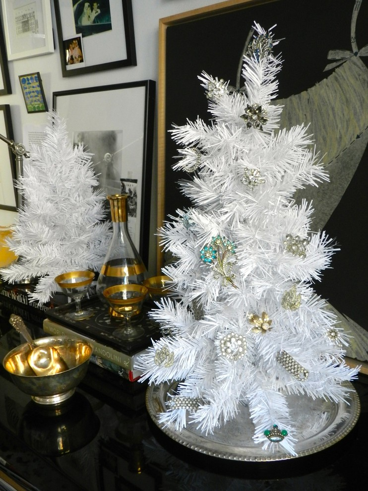 Decorated Christmas Trees Artificial Tree