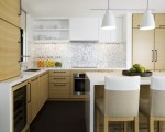 kitchen canisters for contemporary with panel refrigerator industrial counter height stools4 leg stools