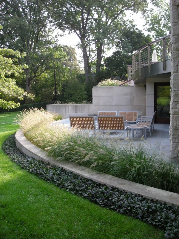 retaining wall landscaping landscape