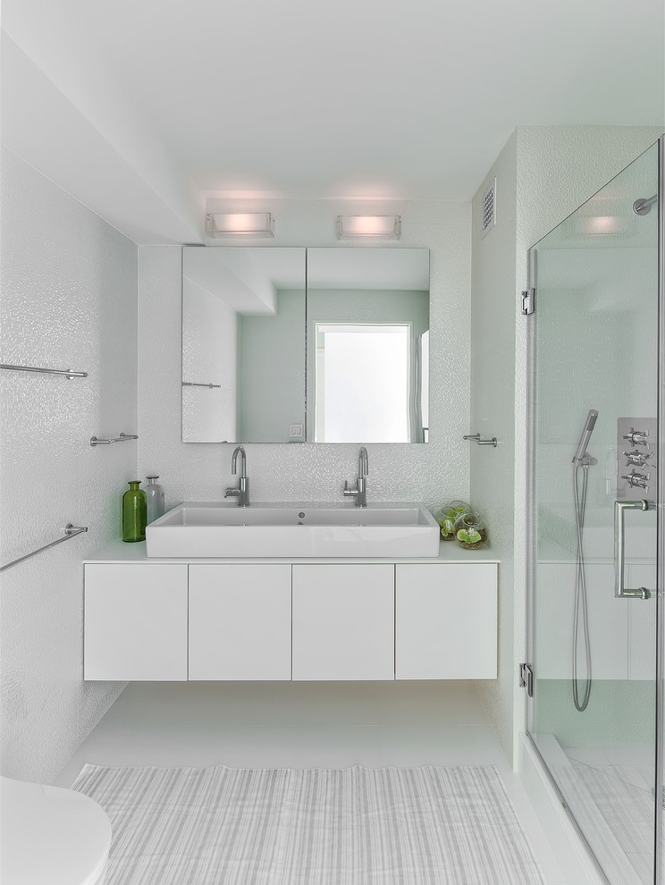 Fancy Bathroom Sinks Eclectic with Moroccan Tile Modern