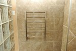 Amba Towel Warmers with Heated Shelf Freestanding Warmer Modern Bathroom