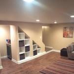 basement storage solutions contemporary with miami inspired modern trash lids
