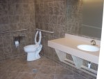 Commercial Bathroom Design with